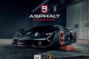 "Gameloft gandeng Lamborghini hadirkan Terzo Millenio di ""Asphalt 9: Legends"""