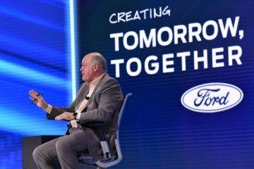 Laba Ford turun akibat tarif baja dan kerugian di China