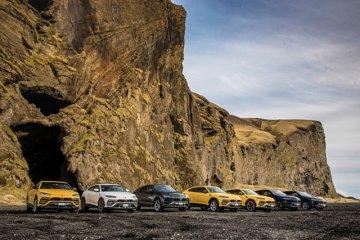 Lamborghini Avventura: sebuah ekspedisi Urus untuk temukan Islandia