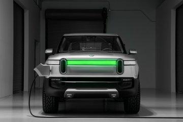 Ford-Lincoln akan buat kendaraan listrik bersama Rivian