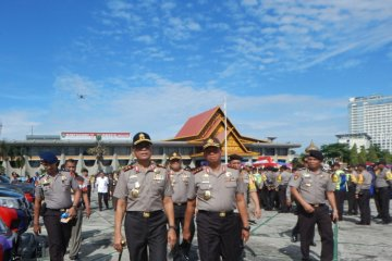 Polda Riau diminta munculkan ide kreatif amankan Pemilu 2019