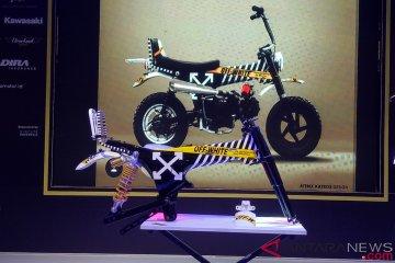 Katros Garage bocorkan motor Kustom terbaru Gibran Rakabuming