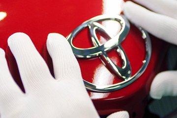 Penjualan Toyota Februari turun 4,6 persen