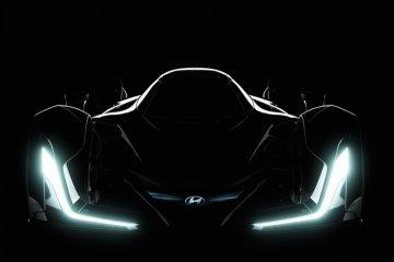 """""""N"""" merek baru mobil berperforma tinggi dari Hyundai"""