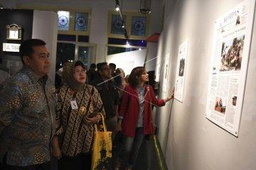 """PFI-Antara luncurkan buku foto """"Lombok Palu Donggala Rev!val"""""""