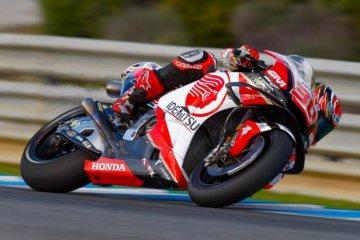 Rampung operasi bahu, Nakagami gunakan motor Marquez di musim depan