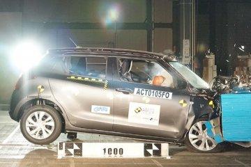 Uji terbaru ASEAN NCAP: Suzuki Swift bagus, Super Ace jeblok