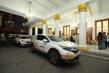 Rombongan CR-V Turbo tuntaskan jelajah nusantara 34 provinsi