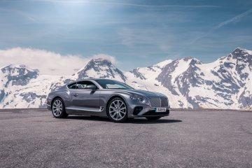 Bentley Continental GT sabet 19 penghargaan dalam setahun