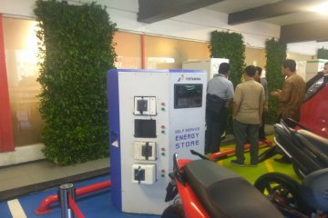 """Pertamina diminta temukan teknologi """"fast charging"""" untuk mobil listrik"""