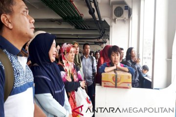 Pelayaran Di Dermaga Eksekutif Bakauheni-Merak Agar Tepat Waktu
