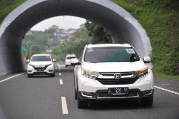 Honda CR-V turbo ikuti ekspedisi menembus Tol Trans Jawa