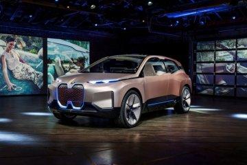 BMW mulai produksi iNEXT dan i4 listrik tahun depan
