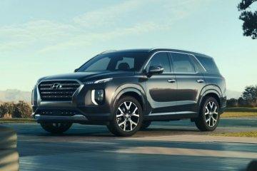 Hyundai Palisade SUV dapat penghargaan dari jurnalis otomotif Korsel