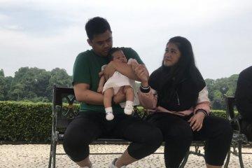Cucu keempat Presiden Jokowi lahir, langsung diberikan ASI