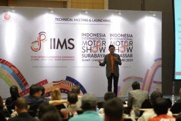 IIMS 2019 janjikan mobil listrik dan karya otomotif anak bangsa