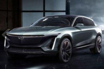 GM pamer Cadillac listrik pertama untuk tantang Tesla