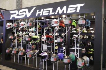 Cegah corona, RSV Helmet tutup seluruh gerai