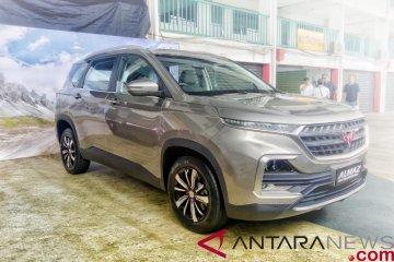 Wuling Almaz ramaikan pasar SUV Indonesia