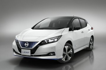Nissan LEAF e+ jalani debut, hadir dengan powertrain baru