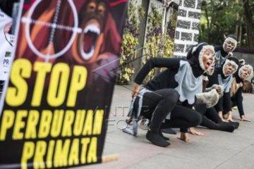 Kampanye Simpati Hari Primata Indonesia