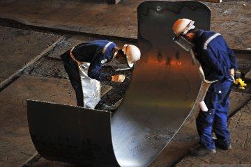Kunjungi Krakatau Steel, Menperin apresiasi pembangunan pabrik HSM