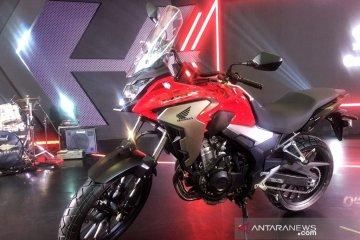 AHM luncurkan empat big bike 500cc sekaligus, apa saja?