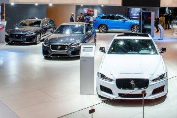 Jaguar siapkan pengganti XE dan XF untuk perbaiki penjualan
