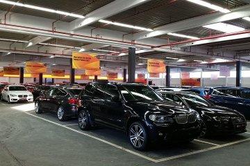 Penjualan mobil di Eropa menurun