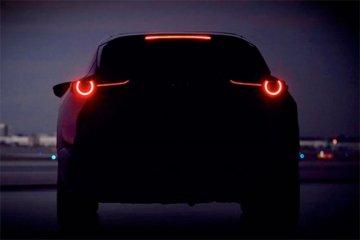 Mazda siapkan SUV kompak baru, diperkenalkan bulan depan
