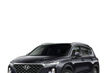 """Hyundai Santa Fe versi """"custom"""" hadir di China"""