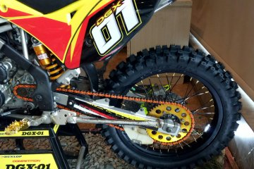 Dunlop rilis ban motor offroad DGX-01