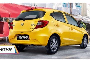 Penjualan Honda Brio RS dan Satya naik