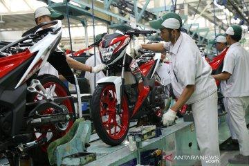 Bikin optimis, ekspor motor Honda melonjak 175 persen