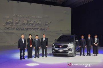 Wuling Almaz resmi meluncur, harga Rp318,8 juta