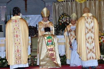 Pentahbisan Uskup Keuskupan Medan