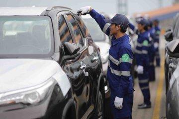 Ekspor Toyota naik 4 persen, Fortuner jadi kontributor utama