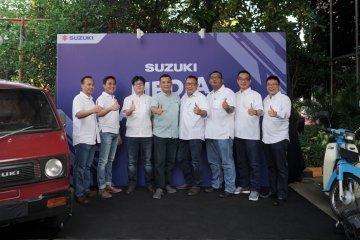 Penjualan Suzuki naik pada 2018 berkat kehadiran model baru