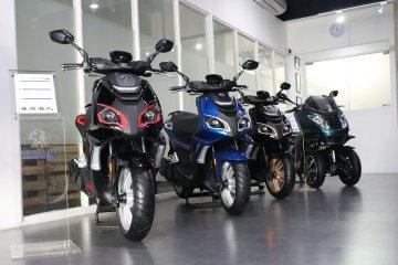 Upaya Peugeot Motocycles Indonesia perluas jaringan penjualan