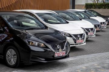 Tanggapan Nissan Indonesia soal potensi Leaf jadi taksi listrik
