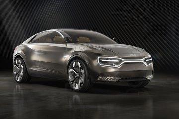 """Purwarupa sedan listrik """"Imagine by Kia"""", begini tampilannya"""