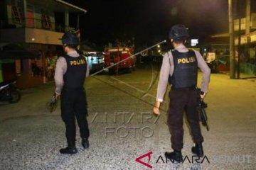 Penggerebekan terduga teroris di Sibolga
