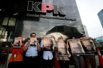 Aksi Diam 700 Hari Penyerangan Novel Baswedan