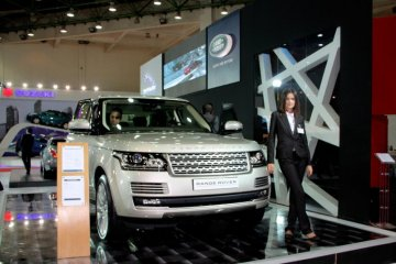 Jaguar Land Rover luncurkan 30 mobil di China dalam dua tahun