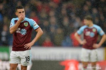 Klub Burnley terancam rugi Rp1 triliun jika Liga Premier tak rampung