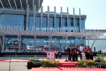Peresmian Pengembangan Pelabuhan Sibolga