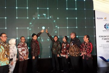 Surveyor Indonesia bangun laboratorium uji pelumas terlengkap