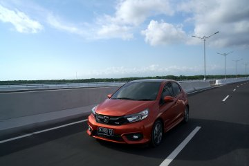 All New Brio andalan penjualan Honda awal 2019
