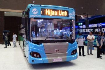 Pameran Busworld hadirkan bus listrik hingga Volvo dan Mercy terbaru