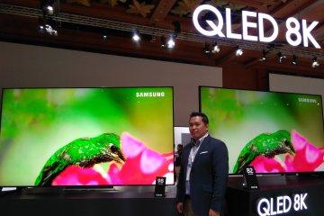 Samsung siap pasarkan TV seharga Rp1,5 miliar di Indonesia